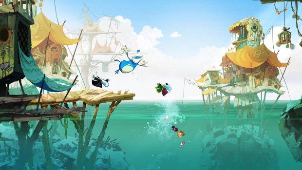 Wii U: confira os games disponíveis no lançamento do console no Brasil Rayman-legends