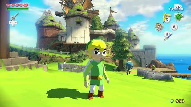 Wii U: confira os games disponíveis no lançamento do console no Brasil The-legend-of-zelda-wind-waker-hd