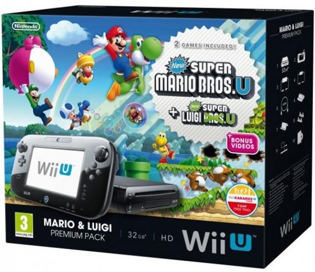 Wii U: confira os games disponíveis no lançamento do console no Brasil Wii-u-bundle