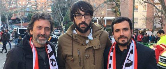 ¿Cuánto mide Alberto Garzón? - Altura GARZONYQUIQUEPEINADO