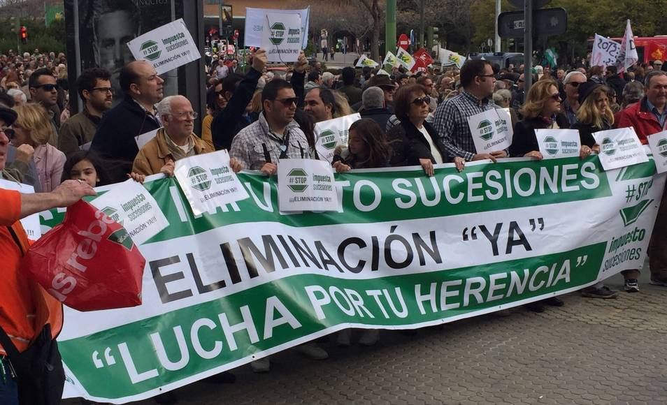El Tribunal de Justicia de la UE declara ilegal el impuesto español de sucesiones y donaciones Stop-sucesiones
