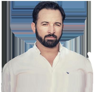¿Cuánto mide Santiago Abascal? - Estatura real: 1,80 Santiago-abascal-1509