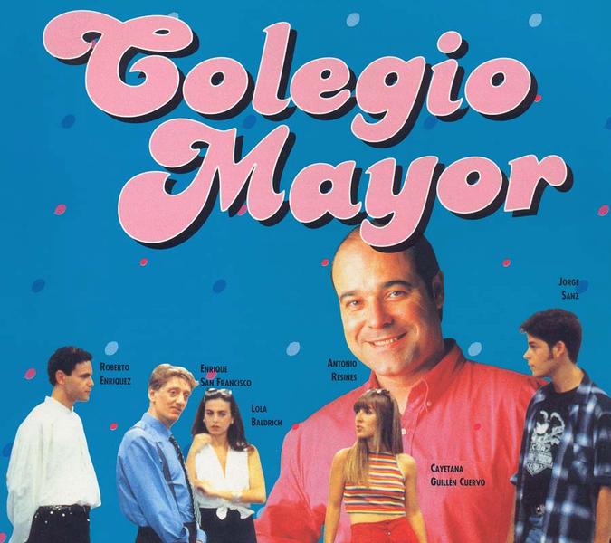 La oreja de Jorge Sanz Colegio-mayor