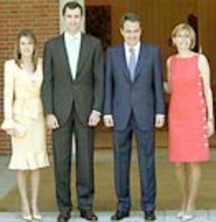 ¿Cuánto mide el Rey Felipe VI? - Altura - Real height Sprincipeszp170504