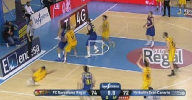 Playoff ACB Sada-barcelona-grancanaria