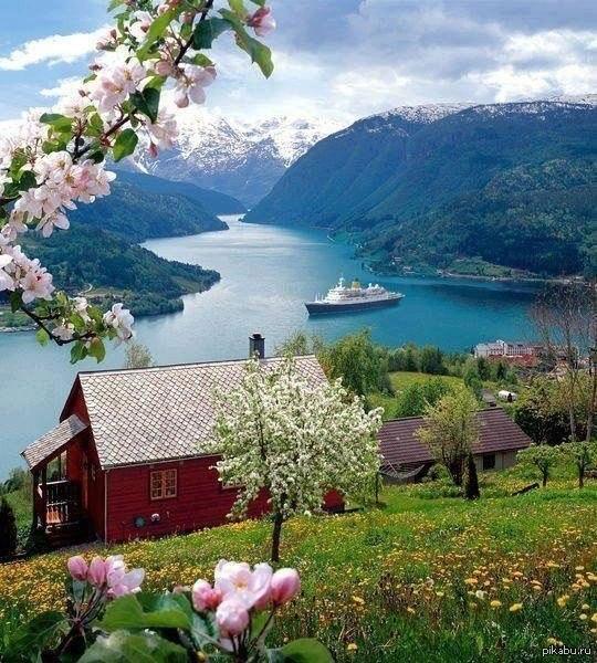 Роскошные пейзажи Норвегии - Страница 6 1364536097_1778150588