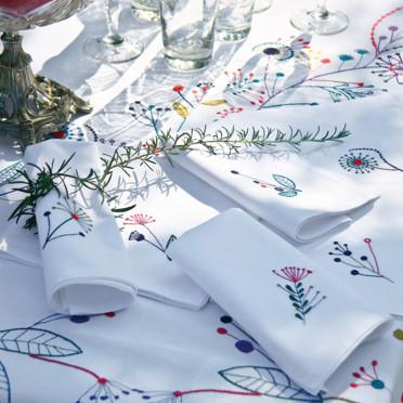 Coup de coeur pour les nouveautés ensoleillées de Fragonard Nappe-et-serviettes-flora-fragonard-4350574qoovl_1350