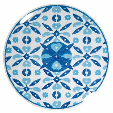 Coup de coeur pour les nouveautés ensoleillées de Fragonard Assiette-ikat-fragonard-4350748ttocb_1350