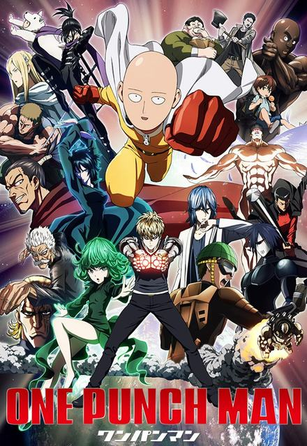 One-Punch Man 293088-2