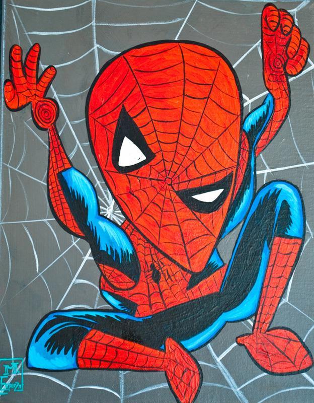 Супергерои в стиле Пикассо Ff66023660