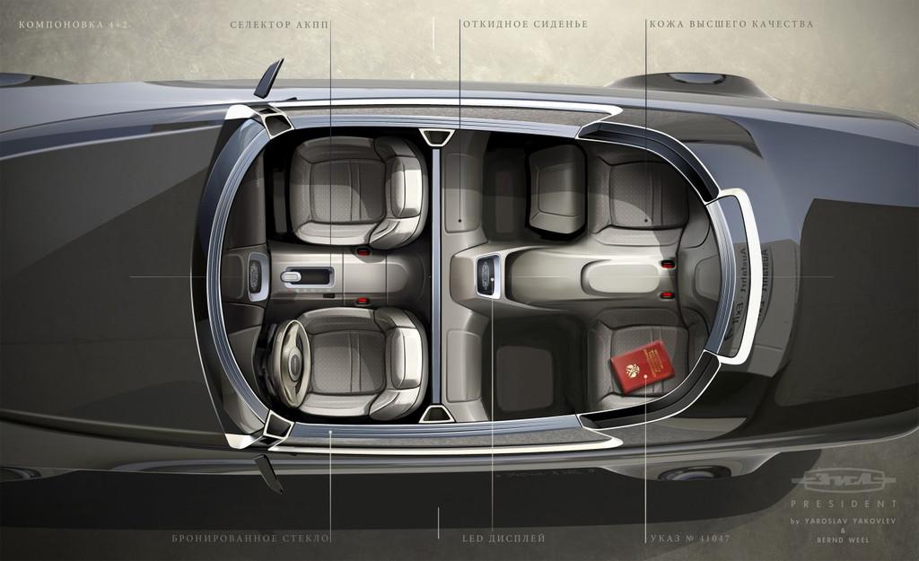 """""""Soviet-Limos"""" et """"Poutine-mobile"""" Projet-voiture-pr-sident-russie-vladimir-poutine-2013-03-10954920cxqls"""