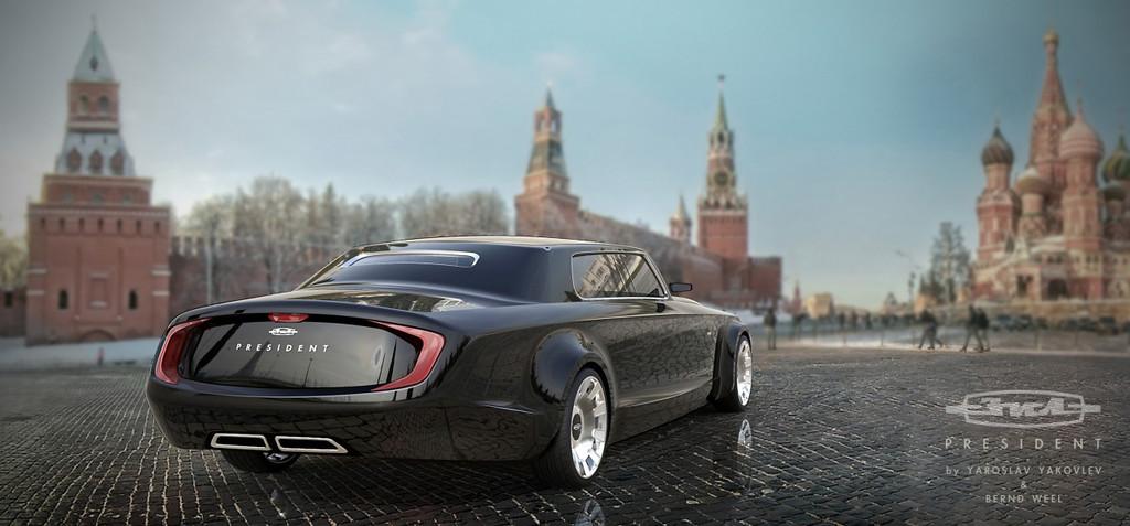 """""""Soviet-Limos"""" et """"Poutine-mobile"""" Projet-voiture-pr-sident-russie-vladimir-poutine-2013-05-10954922kawbr"""
