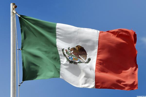 For Expats Living in Mexico and Central America, Safety Is Not a Big Concern Flagofmexico_600x400
