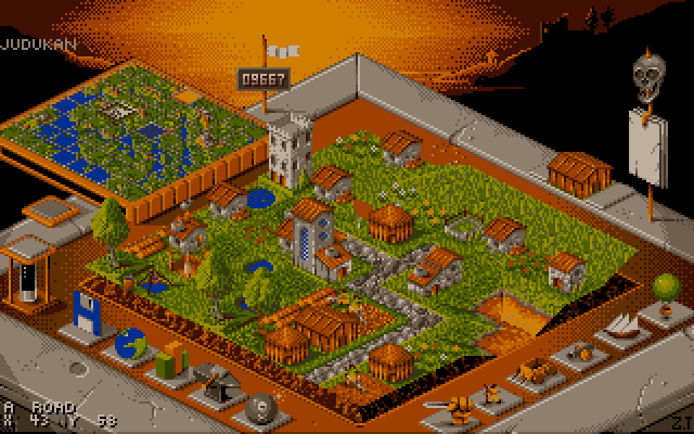Génésia ( Amiga/PC ) 3908