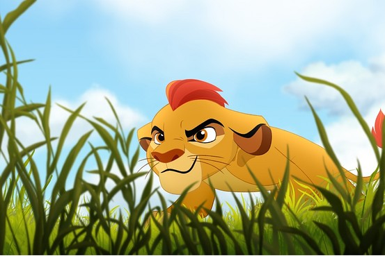 The Lion Guard -Posible nueva serie infantil basada en TLK BN-DD733_king1_G_20140609140906