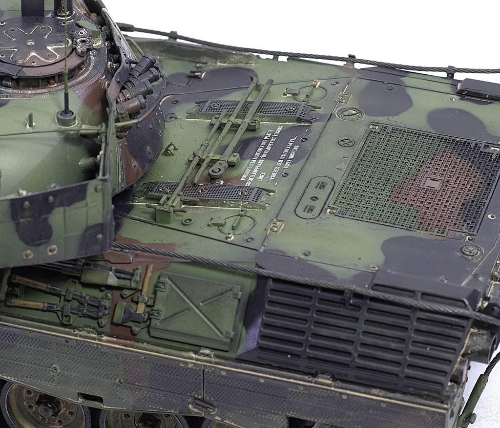 Leopard 1A5 Meng 1/35 JyRcC