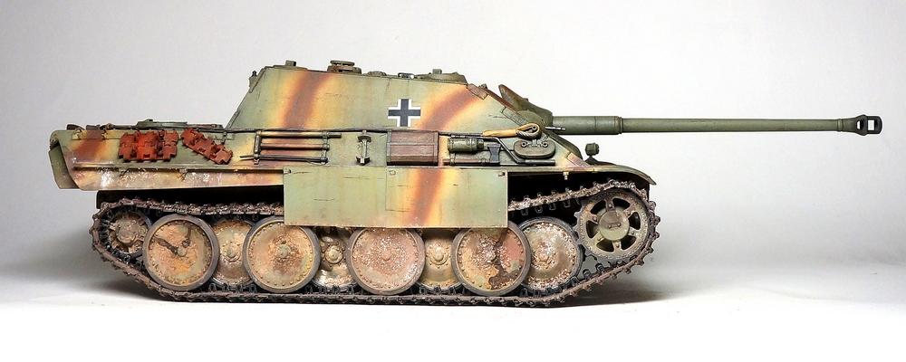 Sd.Kfz. 173 Jagdpanther W6Z5P