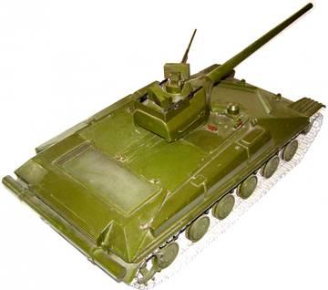 «Объект 450» - средний танк (проект) Zolqu