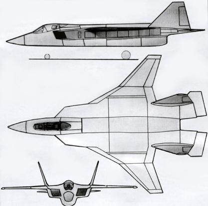 5th gen light mulltirole fighter/Mikoyan LMFS - Page 15 173430