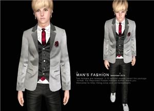 Формальная одежда 3a506c50e76d