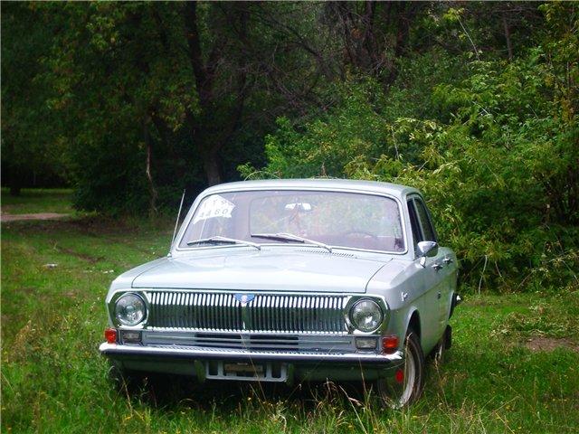 """ГАЗ-24 1971 г.в. """"Белая ночь"""" 624fa99c3395"""