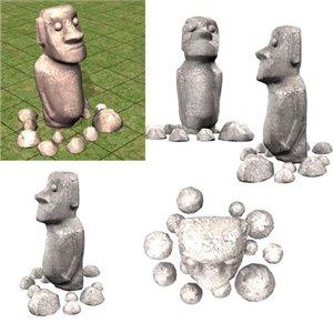 Фонтаны, статуи 17c088677ab0