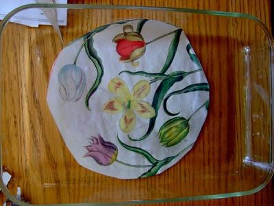 Эксклюзивные тарелки своими руками Bf86b8dc6825