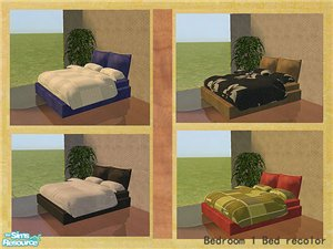 Спальни, кровати (модерн) - Страница 3 9af2abcdc4fe
