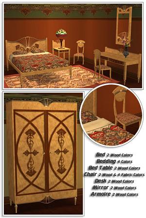 Спальни, кровати (антиквариат, винтаж) - Страница 9 55db8cd4899a