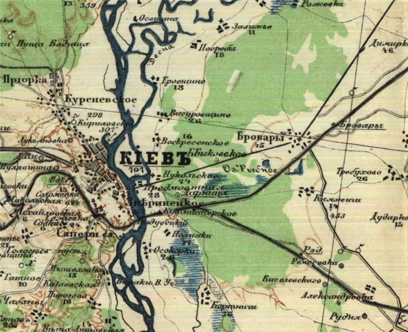 Бровары на картах D7a41ce57216