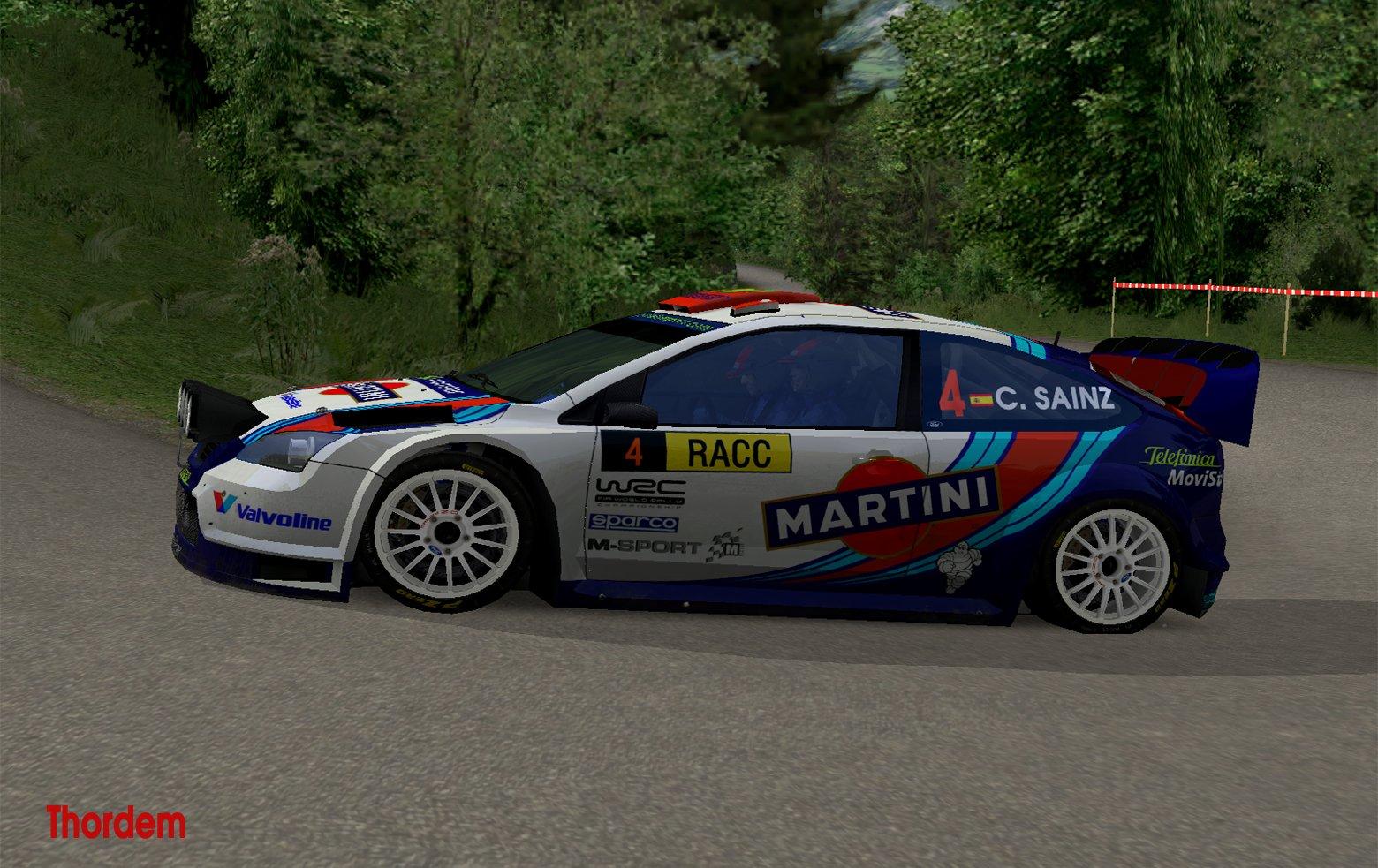 Ford Focus WRC 06 MARTINI   by Thordem 86c56fe89a3c