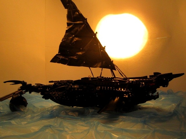 [MOC] Akuline le yacht de Makuta 010adf58b853