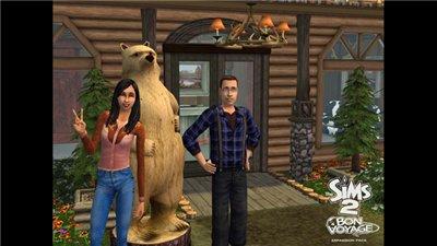 The Sims 2 Bon Voyage C3a55b658880