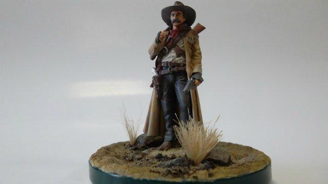 Wyatt Earp / Tombstone, 54мм, (подарок брату). 32ce72d93f2e