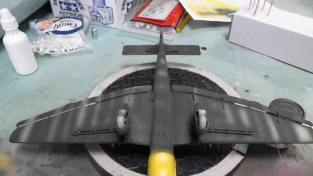 Ju-87 B-2 «Stuka», 1/48, (Tamiya 37008). 26ec4081c7d8
