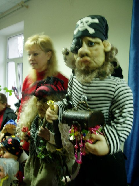 Выставка кукол в Запорожье 6b5728ffba06