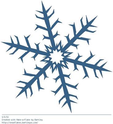 Зимнее рукоделие - вырезаем снежинки! - Страница 2 2947ef31ca75