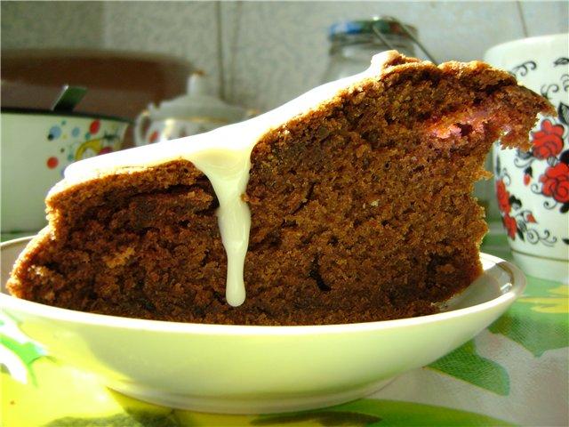 """Торт """"Шоколад на кипятке"""" 9a904c70209e"""