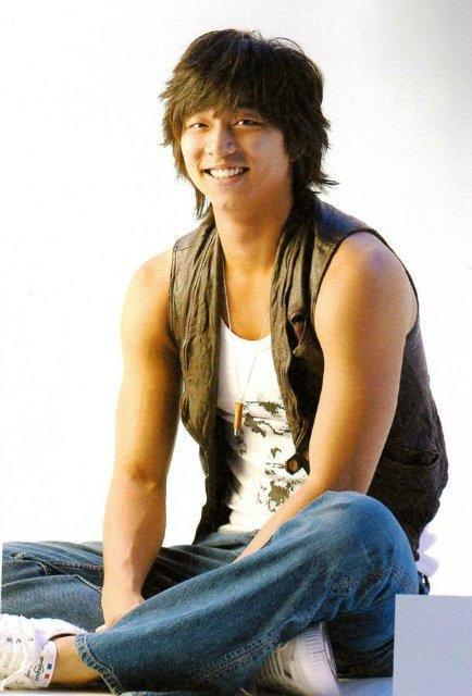 Кон Ю / Gong Yoo ♥ We love Ю 81a024690603
