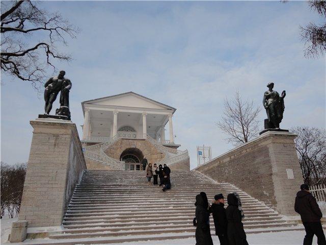 """"""" Есть городок в одном прекрасном парке...""""  ( Пушкин и Екатерининский парк ) 2f0f9338082c"""