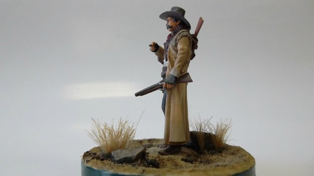 Wyatt Earp / Tombstone, 54мм, (подарок брату). 4b03e49d5754