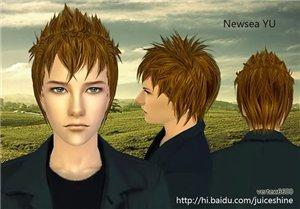 Мужские прически (короткие волосы, стрижки) - Страница 6 B44273701733