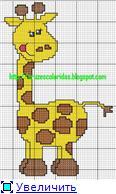 Жирафики - вышивка E926431fdfcct