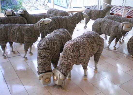 Телефон-Овца или Овца-Телефон 612fa780df0e