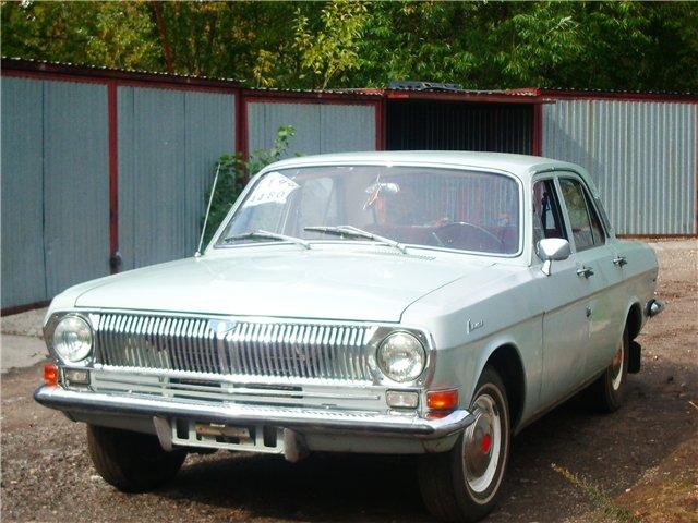 """ГАЗ-24 1971 г.в. """"Белая ночь"""" 00dc410cf19c"""