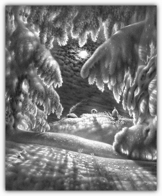 Снег, согревающий душу (Доленджашвили Г.) F82fff3c010b