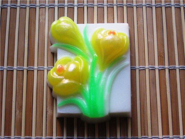 Цветочное  мыло - Страница 15 5697fda32a9f