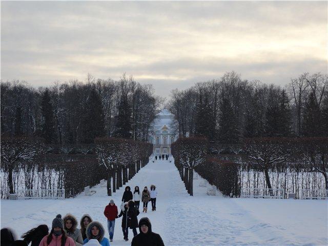 """"""" Есть городок в одном прекрасном парке...""""  ( Пушкин и Екатерининский парк ) 0ccd7425e52f"""