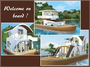 Плавучие, прибрежные дома - Страница 4 E9a06b9d8dc8
