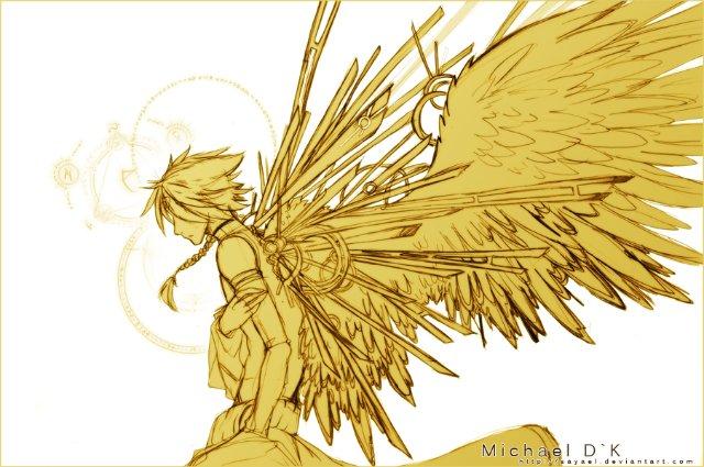 Арты на тему : Ангелы 3f1b24181f65